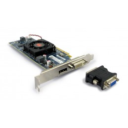 AMD Radeon HD 7450 Grafikkarte