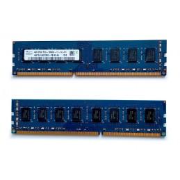 4GB  PC3-12800U 1600MHz...