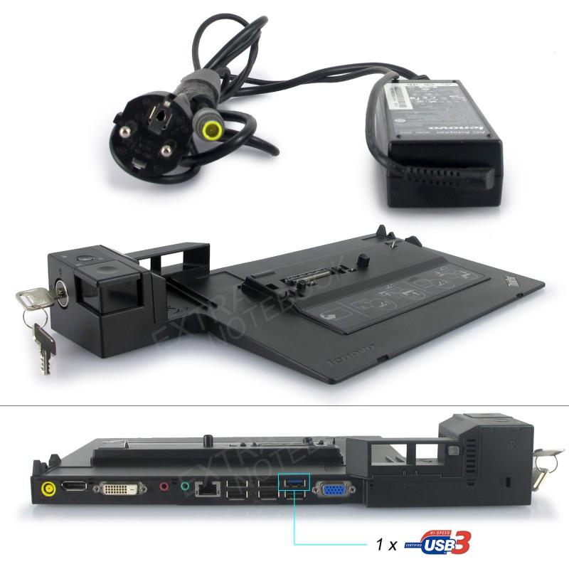 IBM Lenovo Dockingstation 4337 USB 3.0